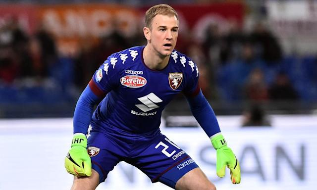 "<span class=""element-image__caption"">Jürgen Klopp said Joe Hart, on loan at Torino from Manchester City, would not be an upgrade on his senior goalkeepers at Liverpool.</span> <span class=""element-image__credit"">Photograph: Silver Hub/Rex/Shutterstock</span>"