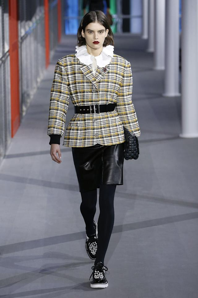 """<p>Fashion houses such as Hermès, Burberry, and Tod's have seen a resurgence of <a href=""""https://www.crfashionbook.com/fashion/a26910347/fall-week-french-bourgeoisie-preppy-style/"""" target=""""_blank"""">bourgeois style</a>, marked by a well-balanced hybrid between restrained (but not always) gaudiness and refined country club chic. Derived from the French term <em>bourgeoisie</em>–literally translating to """"members of the middle class"""" and most notably appearing in Karl Marx's philosophy–the trend presents an elevated take on minimalist dressing. It's the aesthetic that Celine mastered in the '70s, and that Hedi Slimane has <a href=""""https://www.crfashionbook.com/fashion/g26596565/every-look-from-celine-fallwinter-2019/"""" target=""""_blank"""">reinterpreted</a> for the French label today. The style often manifests itself as fur coats, button ups, tailored overcoats and suits, neck scarves, ruffles, top hats, and tweed. And with cooler temperatures (hopefully) around the corner, it's safe to say that bourgeois style will find a cozy spot in any fall wardrobe. <em>CR</em> delves into the history behind this well-polished but arguably anti-Marxist trend.</p>"""