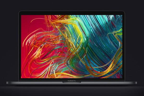 apple macbook pro 2018 new colorful wallpaper 600x400 c