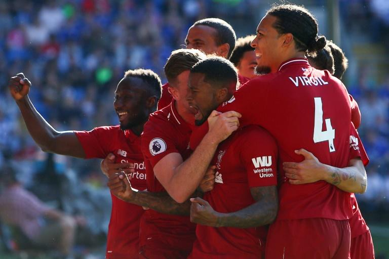 Liverpool have lost just one Premier League match all season