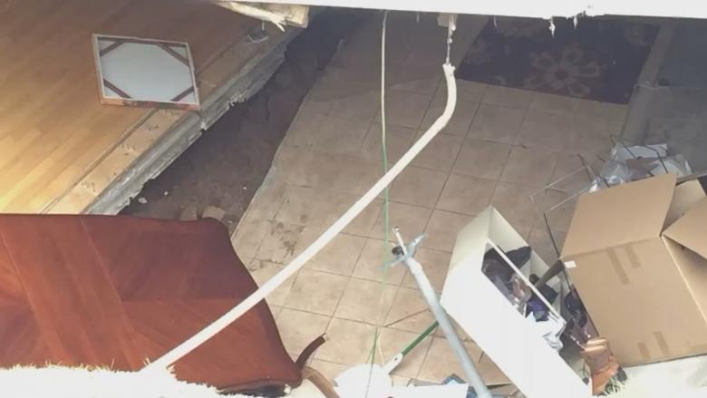 No word on insurance coverage 3 weeks after house collapses into sinkhole