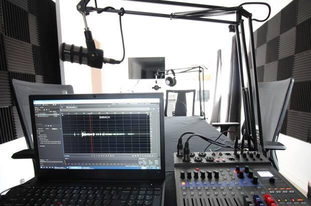 The Arts North Digital Studio will open in a few weeks to local artists and cultural groups needing access to digital production equipment. (Michael Kast - image credit)