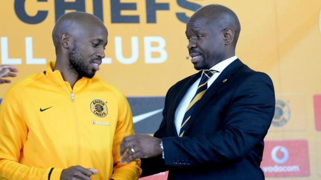 Mphahlele motivated to work even harder for Kaizer Chiefs next season