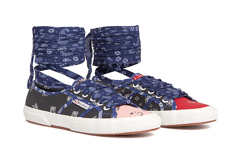 1d581fb21b Superga s New Festival-Inspired Collab Comes With Beads