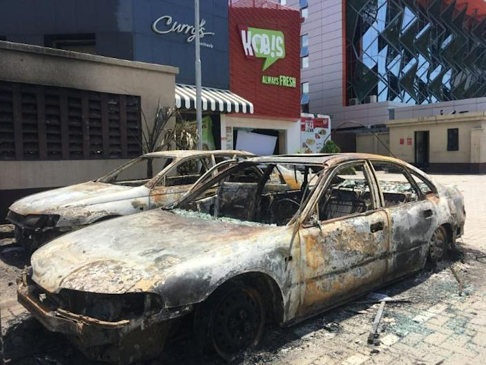 The crackdown on protestors at the Lekki tollgate unleashed riots and looting