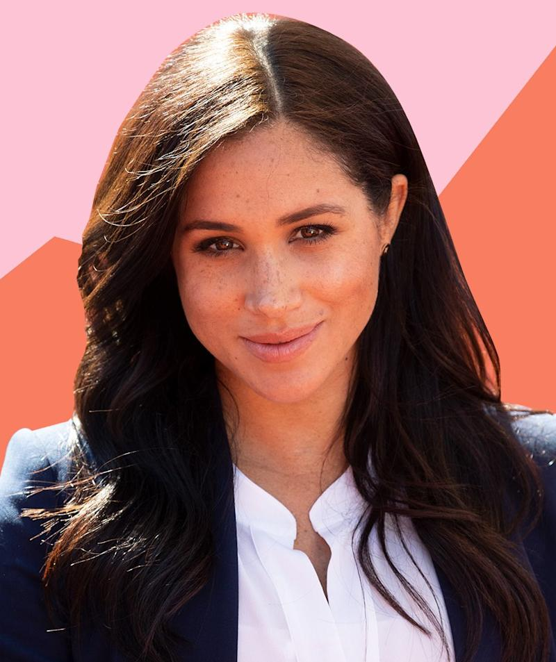 Meghan Markle Swears By This $20 Oil For Flawless Hair