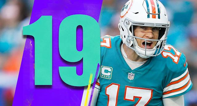 <p>Losing 17-7 to a Jaguars team that had checked out long ago is disheartening. You don't want to overreact to one game, but you have to wonder how you can go into the offseason with any confidence in Adam Gase or Ryan Tannehill after that. (Ryan Tannehill) </p>