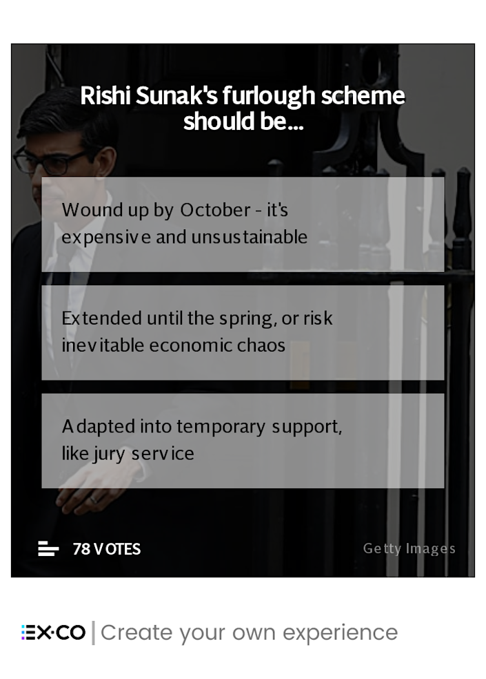 Should the furlough scheme be extended?