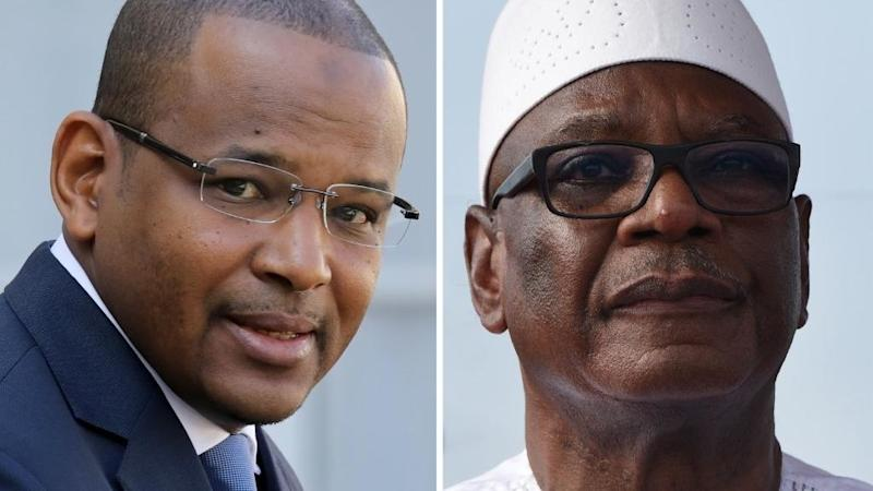 UN team gains access to detained Mali president ahead of mass rally