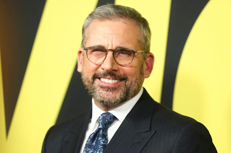 Steve Carell reuniting with The Office boss for Trump-inspired Netflix series Space Force