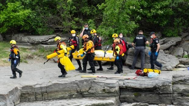 Tessier's body was recovered from the Rideau River near Hog's Back Falls 10 days after he fell into the water.