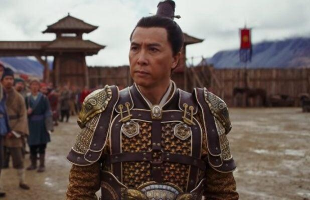 'Mulan:' Donnie Yen Shows Off 'Astonishing' Martial Arts Sword Play in New Teaser (Video)