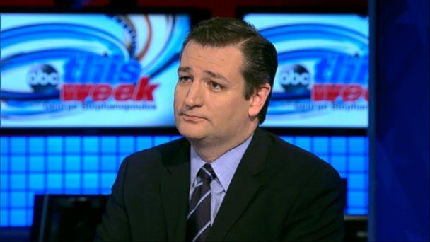 ABC ted cruz jt 140601 16x9 608 Ted Cruz Says Hillary Clinton Deliberately Stonewalled on Benghazi