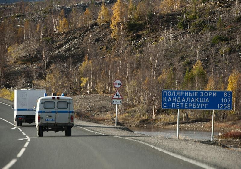 A senior Russian prison official is accused of stealing a 50-kilometre road, allegedly selling off more than 7,000 slabs of concrete that made up a highway in the far northern Komi region