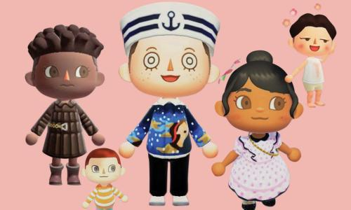 'It's a way to live out fantasies': how Animal Crossing became fashion's new catwalk