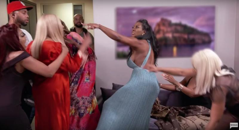 NeNe Leakes and Kenya Moore | Bravo