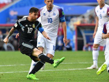 FIFA World Cup 2018: Argentina's draw against resolute Iceland exposes their lack of imagination and impetus