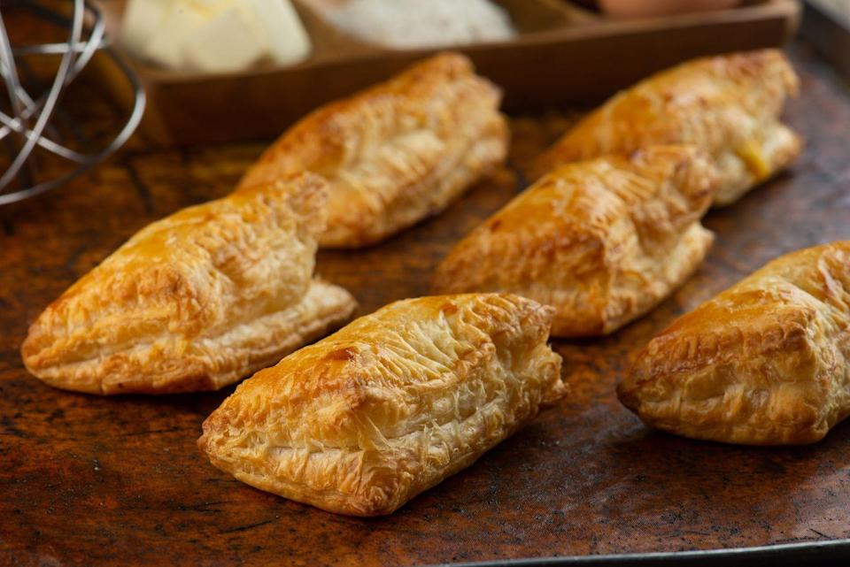 "<p>Homemade puff pastry? That's impressive! It's also not necessary. ""No one needs to go through the tedious, multi-day process of making puff pastry at home,"" Anderson says. ""Frozen, store-bought puff pastry is perfectly fine for most home-cooked recipes."" </p>"