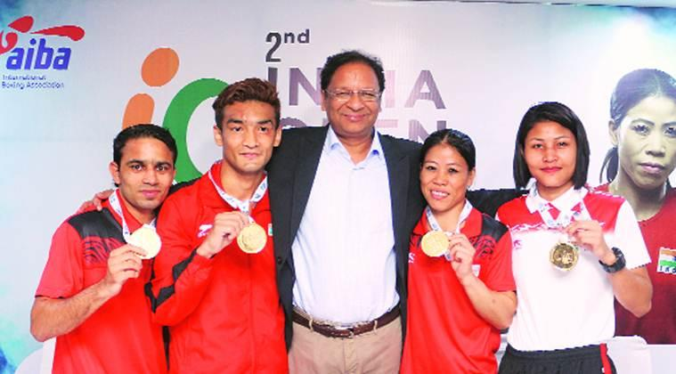 Boxing Federation of India, India Open International Tournament, World Olympic boxing, sports, sports news, latest news, indian express