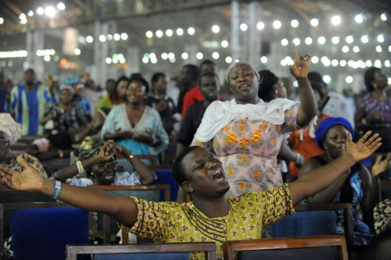 'Crossover' is an eagerly-awaited moment for many Nigerian Christians. Congregations pray throughout the night on New Year's Eve that the coming year will be good