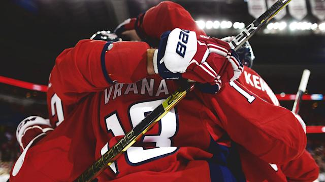With Jakub Vrana's new deal signed, we look back at his top 5 moments as a Capital through his entry-level deal.