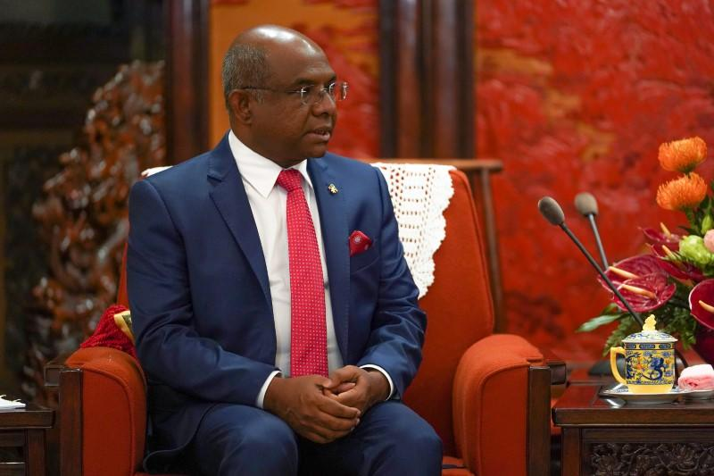 Report on alleged Chinese corruption in Maldives due by June: minister