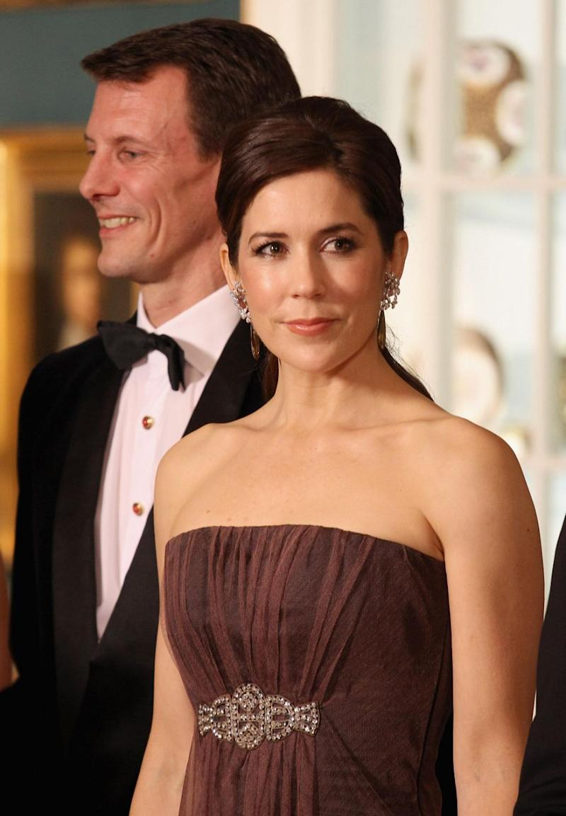 Princess Mary has revealed that she felt alone when she first moved to Denmark. Photo: Getty Images