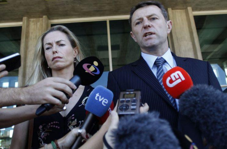 It's now nearly 10 years since Kate and Gerry McCann's daughter disappeared (REX/Shutterstock)