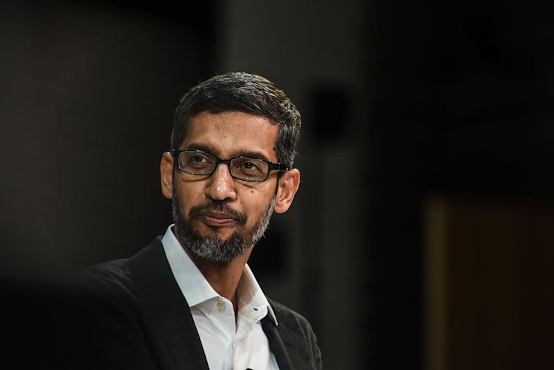 Google CEO backs temporary ban on facial-recognition technology