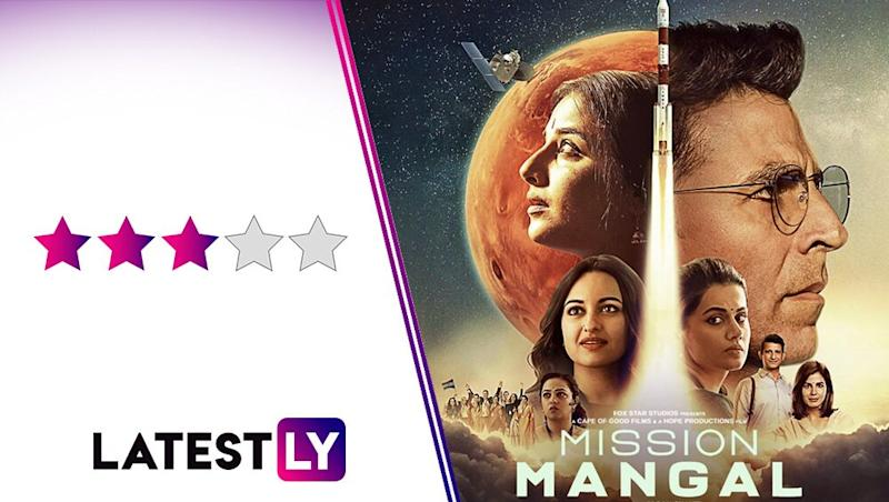 Mission Mangal Movie Review: Vidya Balan Is the True Hero in Akshay Kumar's Engaging Ode to ISRO's Mangalyaan Saga