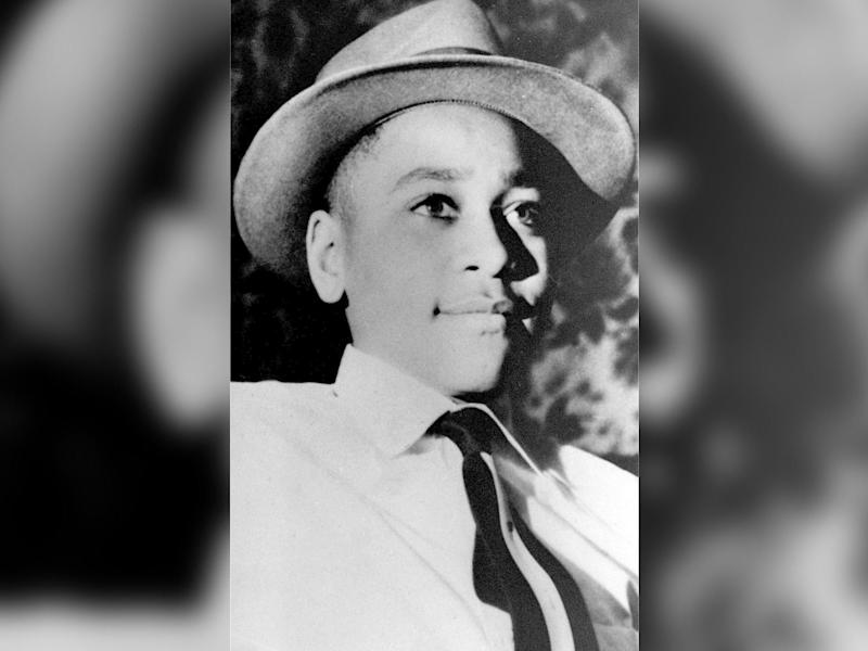 Emmett Till, whose body was found in the Tallahatchie River near the Delta community of Money in August 1955: AP