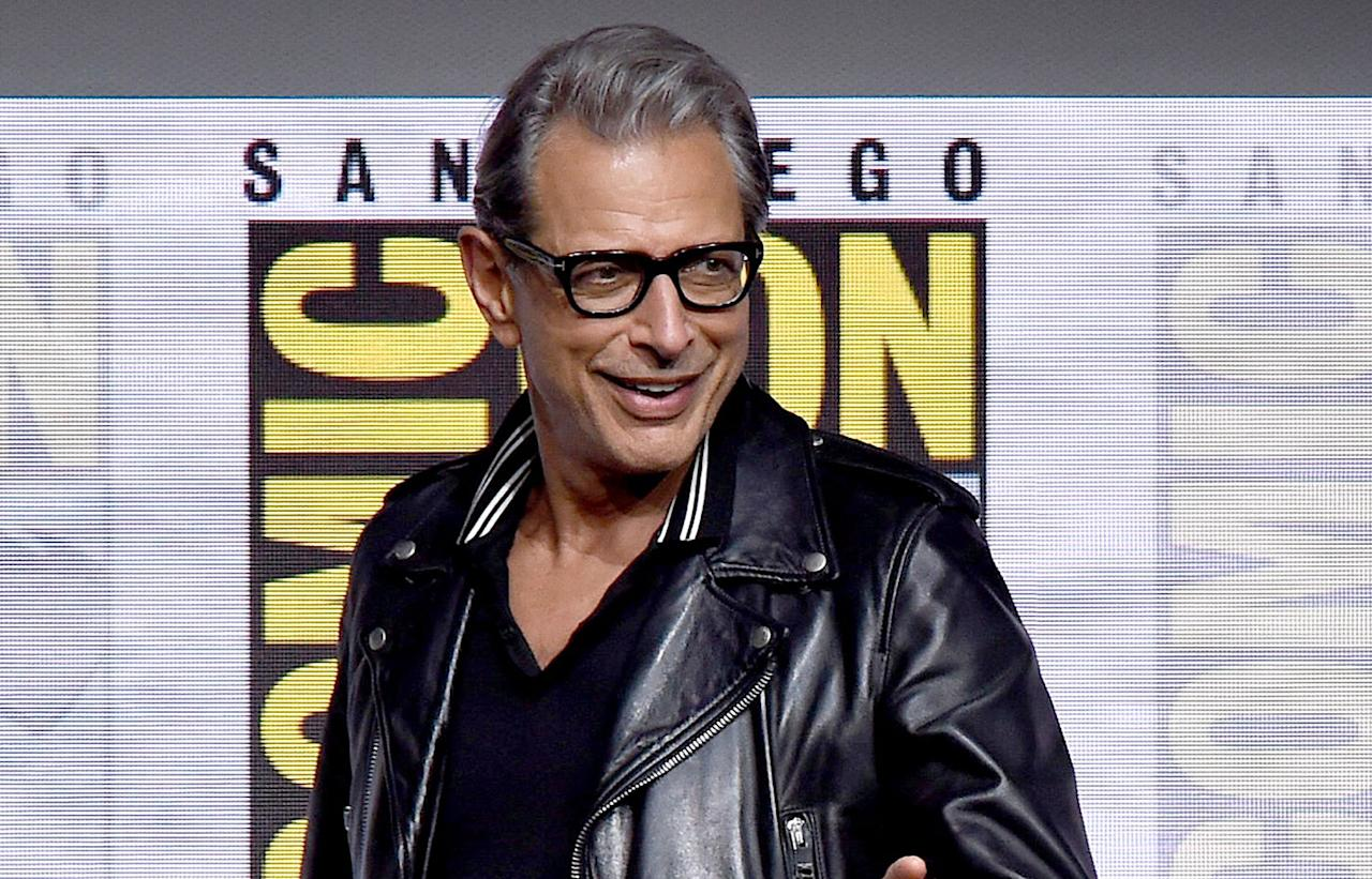<p>The 'Independence Day' actor came close to the series when producers were looking to relaunch in 1996 with an Eighth Doctor. He was also considered to play the Doctor's nemesis The Master in the 1996 TV movie. The role eventually went to Eric Roberts. (Getty) </p>