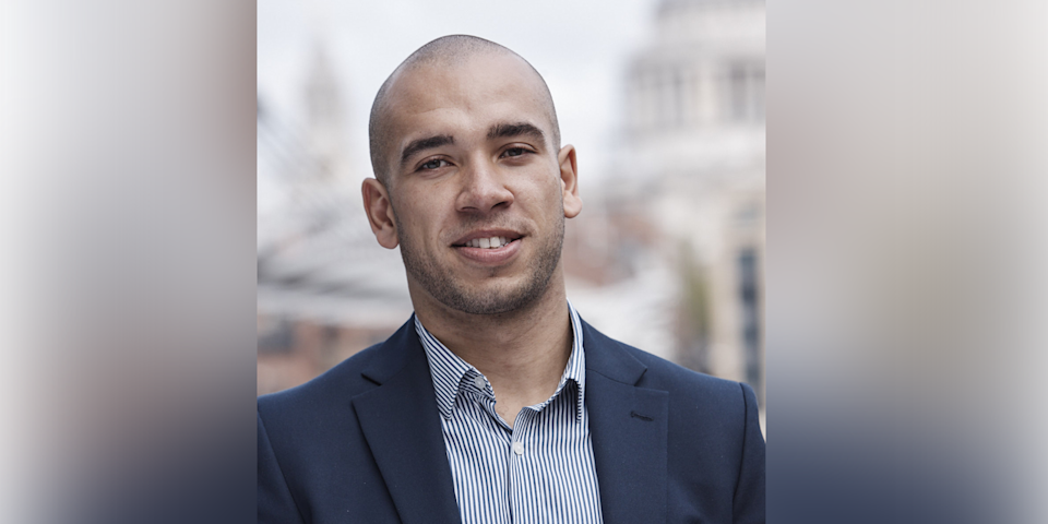 72) Anthony Francis, Executive Business Manager, Lloyds Banking Group. Photo: Lloyds Banking Group
