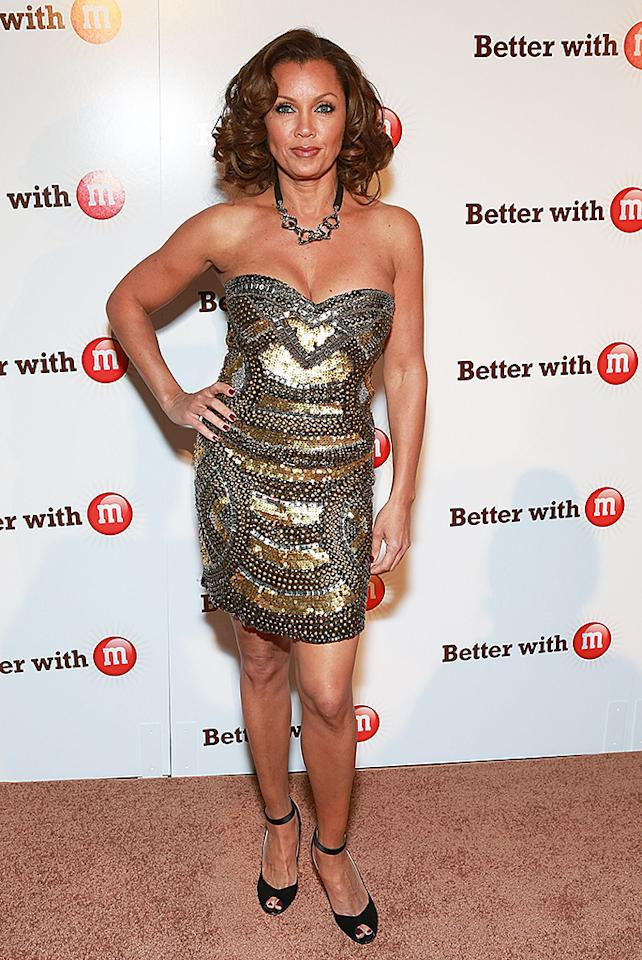 NEW ORLEANS, LA - JANUARY 31:  Vanessa Williams attends the M&M's Better With M Party at The Foundry on January 31, 2013 in New Orleans, Louisiana.  (Photo by Robin Marchant/WireImage)
