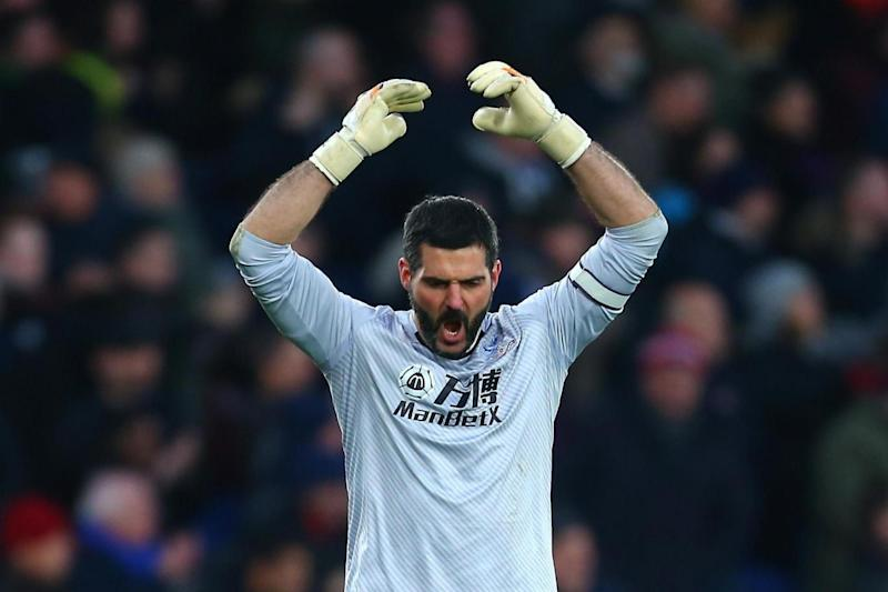Injury blow: Speroni has been ruled out for two months (Getty Images)