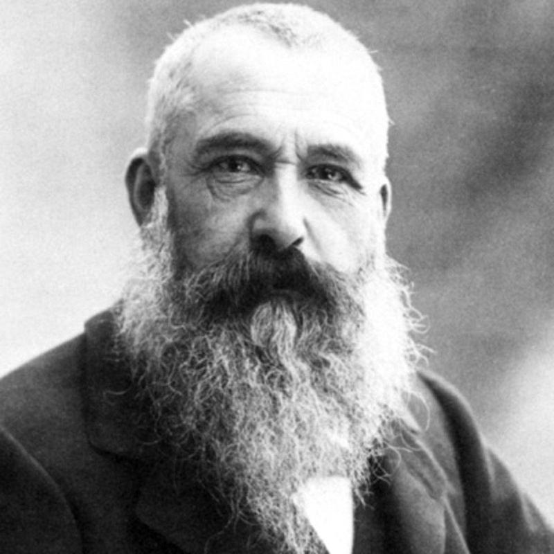 Claude Monet: the French impressionist suffered with cataracts