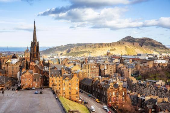 Climb Arthur's Seat in Edinburgh (Martin McCarthy/Getty Images)