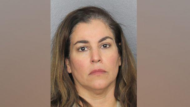 PHOTO: Yvonne Serrano in a police booking photo. (Coral Springs Police Department )