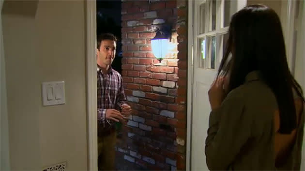 """""""Episode 1708"""" - Desiree gets an unexpected visitor on """"The Bachelor."""""""