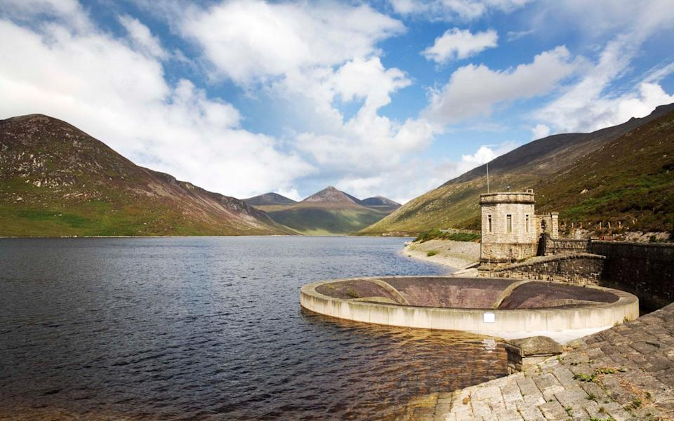 silent valley, mourne mountains - Getty
