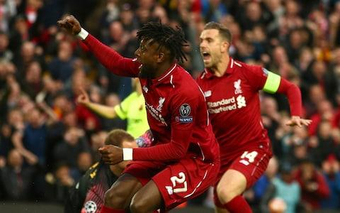 Liverpool have a goal back but need two more at Anfield - Credit: AP