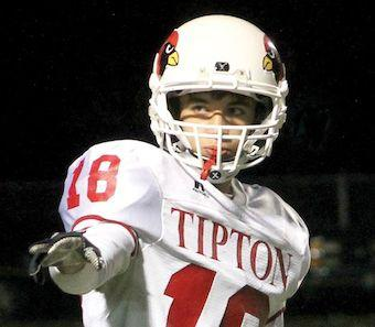 Tipton football player Chad Stover died two weeks after collapsing during a game with brain injuries — AP