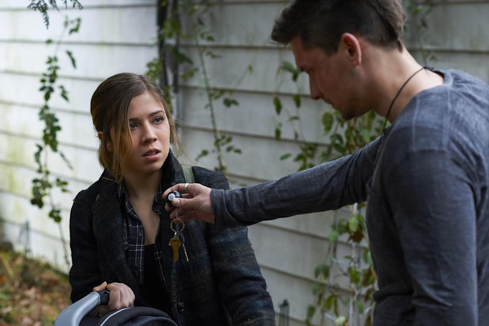 """<p>In this Netflix original, a group of teens try to cope when everyone over the age of 21 is killed off by a mysterious disease. </p> <p><a href=""""http://www.netflix.com/title/80022632"""" class=""""link rapid-noclick-resp"""" rel=""""nofollow noopener"""" target=""""_blank"""" data-ylk=""""slk:Watch Between on Netflix now."""">Watch<strong> Between</strong> on Netflix now.</a> </p>"""