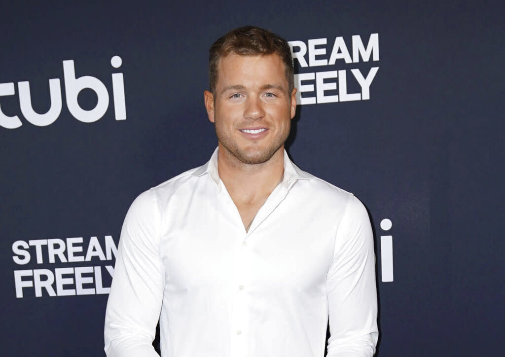 <em>The Bachelor</em> star Colton Underwood recently came out as gay. Now he's growing more comfortable in his skin in a new photo series. (Credit: zz/John Nacion/STAR MAX/IPx)