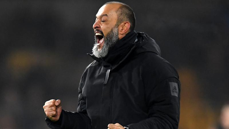 Nuno extends Wolves contract to 2023