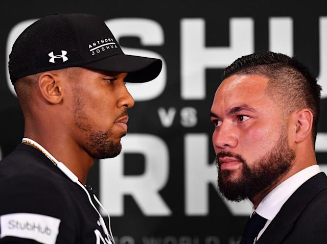 Joseph Parker willing to offer Anthony Joshua a rematch if he beats him