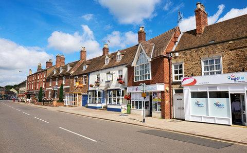 High Street in Rutland  - Credit: Alamy