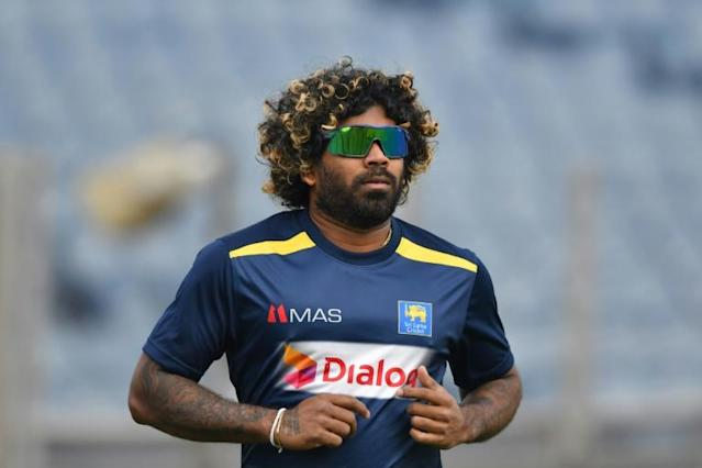 Sri Lanka's Lasith Malinga, 36, says that his country is just not good enough to make an impact in Twenty20 cricket (AFP Photo/PUNIT PARANJPE)