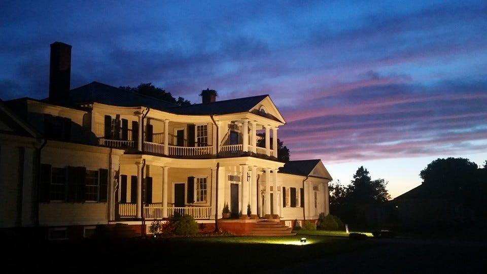 The nation's fourth president, James Madison, was born on the grounds of Belle Grove Plantation in Middletown, Virginia. But the property also has paranormal history.