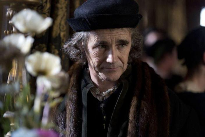 Mark Rylance played Thomas Cromwell in the BBC's Wolf Hall